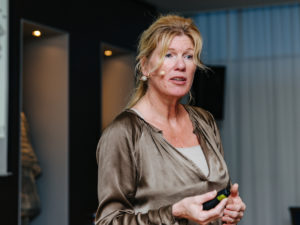 Marga Hoek, keynote speaker for the Nudge Global Leadership Challenge 2015