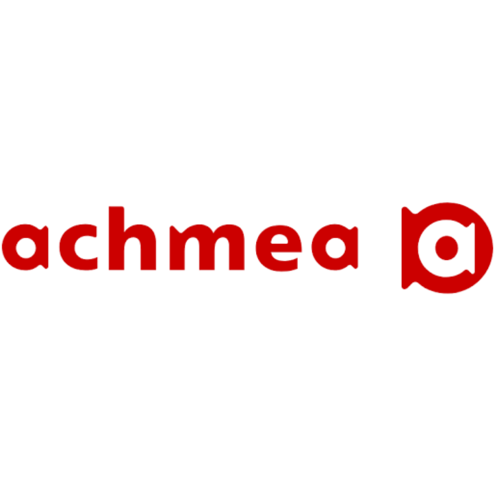 achmea logo red white